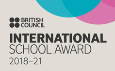 Image result for british council international school award logo
