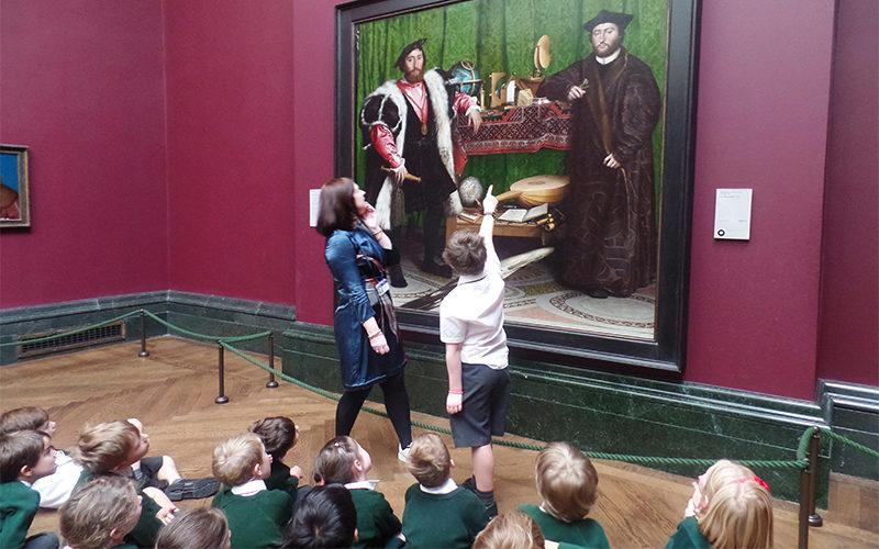 National Gallery Visit - The Rowans School